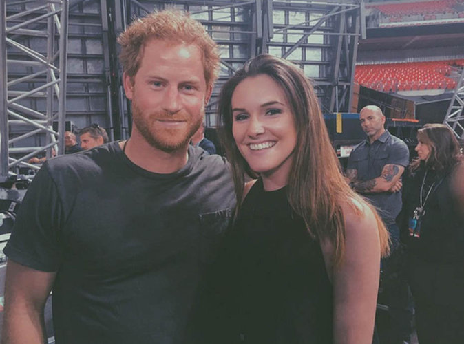 Le Prince Harry a une nouvelle girlfriend !