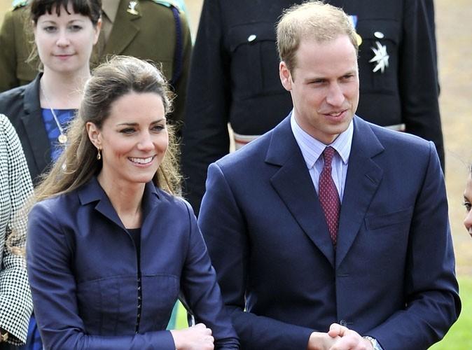 Le prince William et Kate Middleton se sont rendus sur la tombe de Lady Diana...