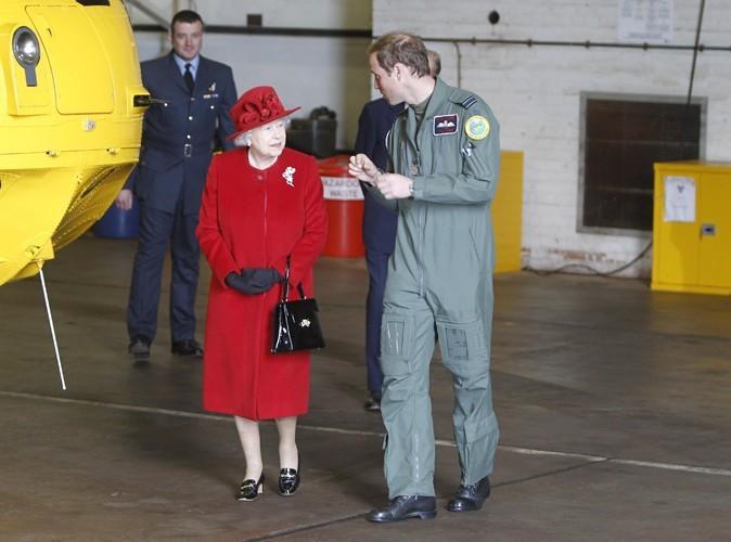 Le Prince William : la Reine Elizabeth II a beaucoup orienté son mariage !