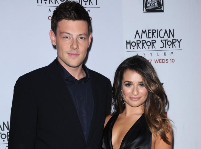 """Lea Michele : après un appel déchirant pour lui annoncer la mort de Cory, elle a """"complètement perdu la tête"""" !"""