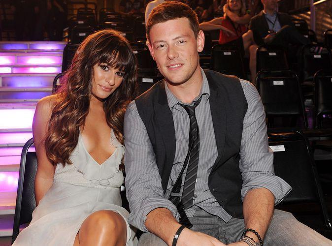 Lea Michele : C'est elle qui a géré les préparatifs de l'enterrement de Cory Monteith !