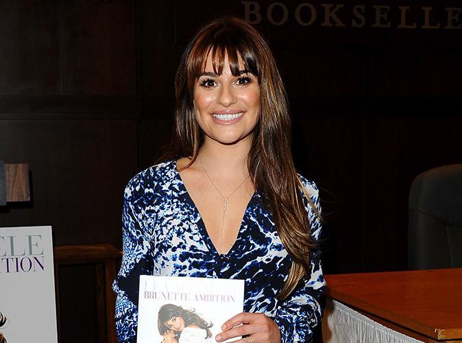 Lea Michele : elle admet avoir commencé à boire de l'alcool très jeune !