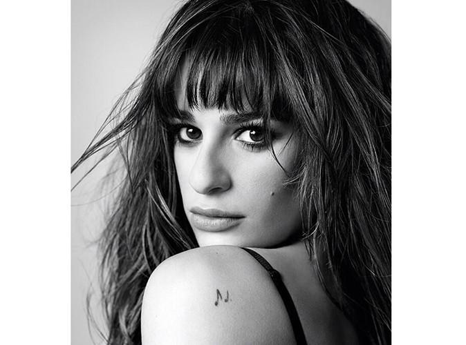 """Lea Michele : elle dévoile """"Battlefield"""", le deuxième single de son album !"""