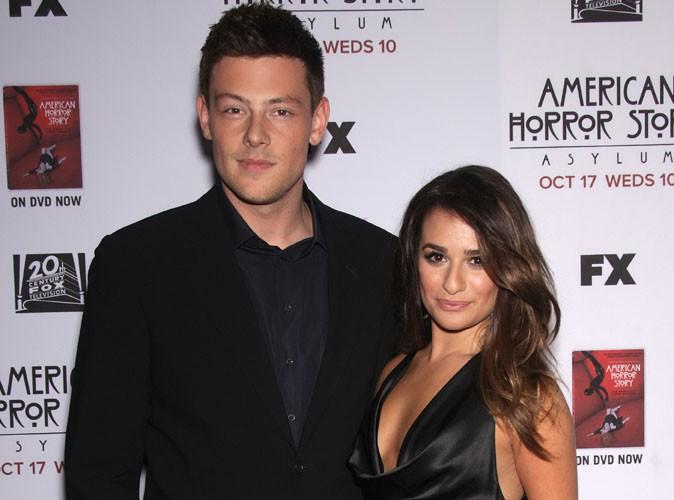 Lea Michele : elle souffre de crises d'angoisse depuis la mort de Cory ...
