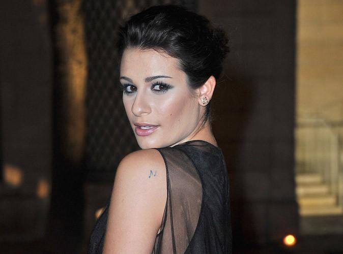 Lea Michele : elle veut du mal à Demi Moore ou quoi ?