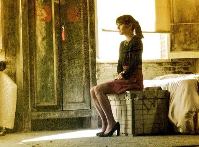 Lea Michele : entre émotion et intensité sur le plateau de tournage de Glee !