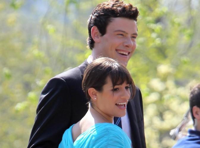 Lea Michele et Cory Monteith : le nouveau couple ne se cache plus... La preuve en photos !