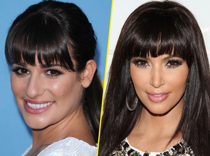 Lea Michele et Kim Kardashian : les nouvelles jumelles d'Hollywood ?