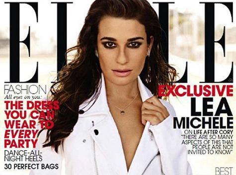 """Lea Michele :""""Il faut être forte pour en sortir vivante"""""""