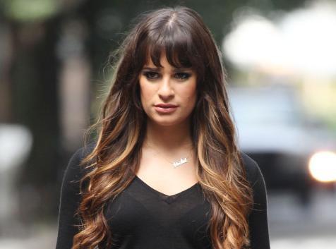"""Lea Michele : """"profondément reconnaissante"""" pour le soutien qu'elle reçoit, elle vit son deuil aux côtés de la famille de Cory Monteith..."""