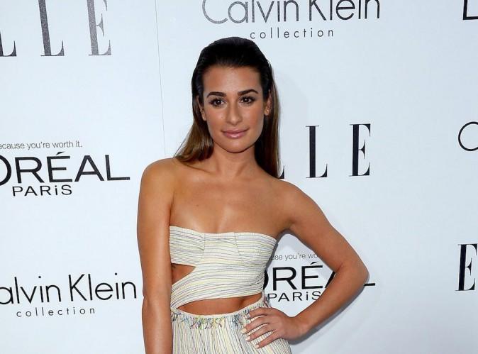 Lea Michele : sexy et dénudée pour le V Magazine !