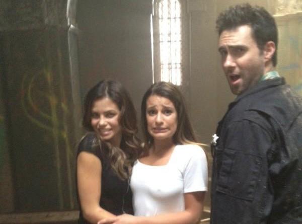 Lea Michele : terrifiée sur le tournage de American Horror Story !