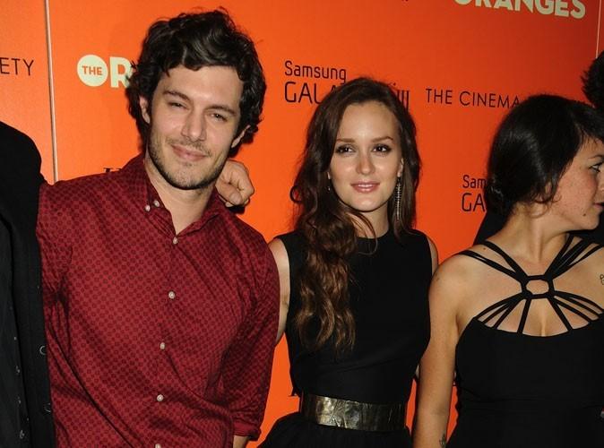 Leighton Meester : au casting d'un nouveau film avec son chéri Adam Brody !