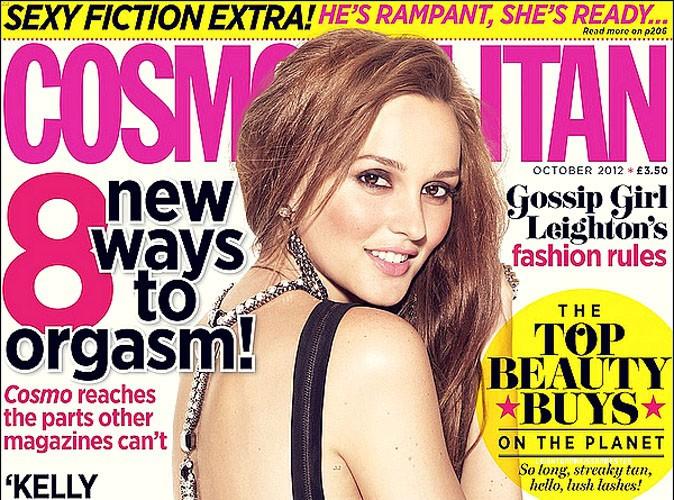 """Leighton Meester : """"Je m'en moque s'il y a des millions de photos de moi sans maquillage !"""""""