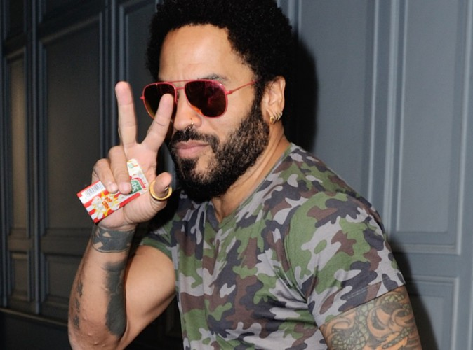 Lenny Kravitz : Accidentellement mis à nu en plein concert, il s'excuse !