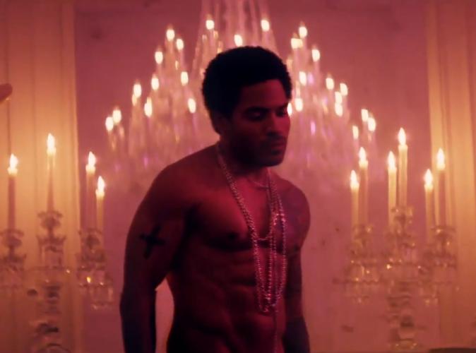 """Lenny Kravitz : découvrez la bande-annonce torride du clip de """"The Chamber"""" !"""