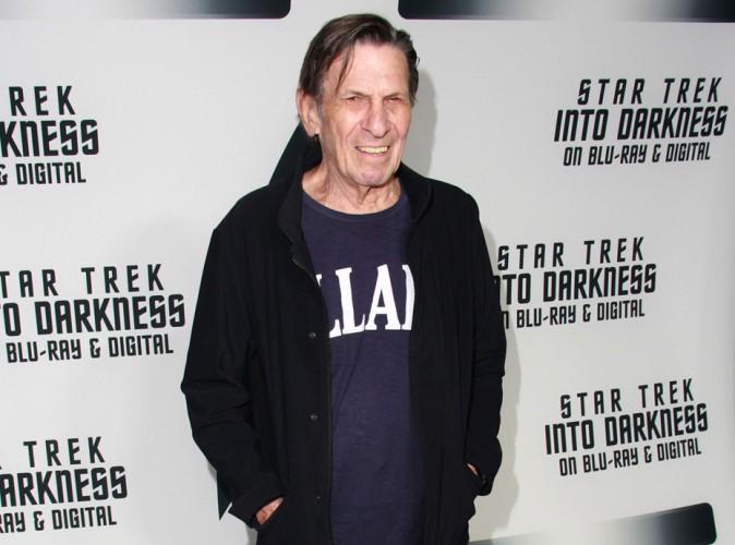 Léonard Nimoy (Star Trek) : Monsieur Spock est décédé...