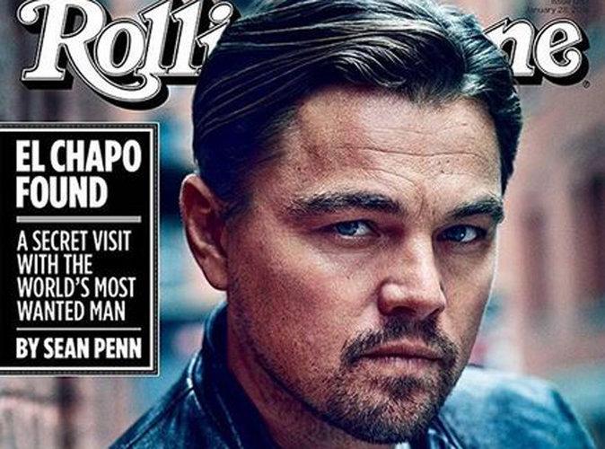 Leonardo DiCaprio : déterminé à tout rafler en une de Rolling Stone !