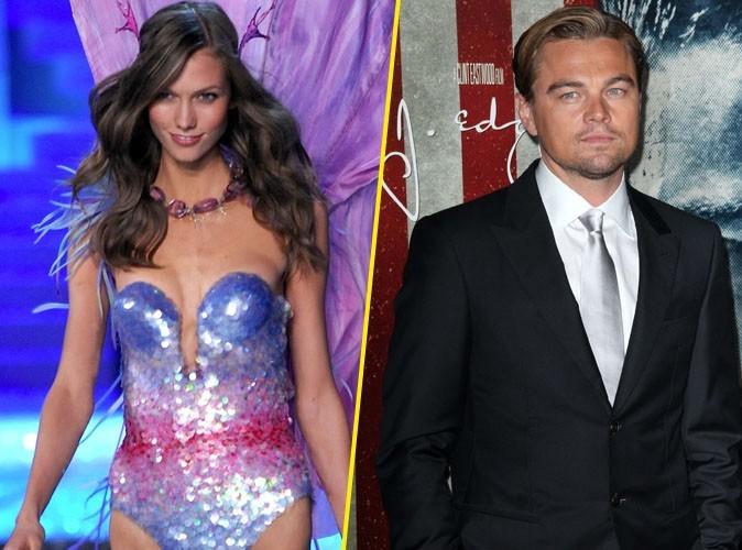 Leonardo DiCaprio : il a craqué pour une top de Victoria's Secret !