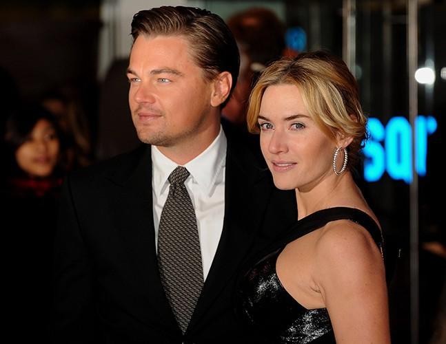 Leonardo DiCaprio : il clame tout son amour pour Kate Winslet !