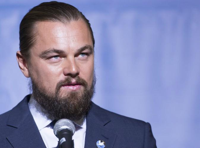 Leonardo DiCaprio : même le gros tombeur est sur Tinder !