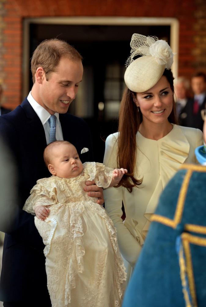 La naissance et le baptême du Royal Baby