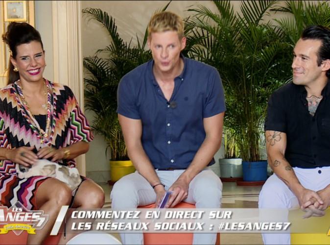 Les Anges 7 : Narcisa craque pour un candidat, Micha et Raphaël ingérables... Matthieu Delormeau balance !