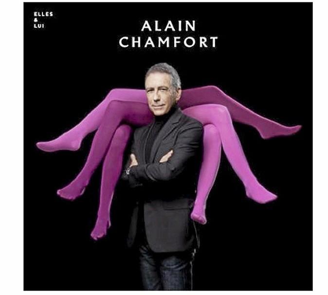 Elles & lui, Alain Chamfort, Mercury. 17 €.