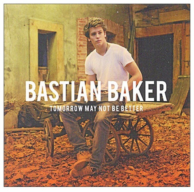 Tomorrow May not be Better, Bastian Baker, Belleville Music. 14 €.