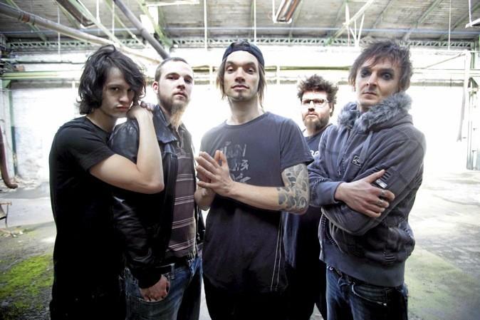 Concert rock Shaka Ponk, le groupe électro-rock qui secoue !