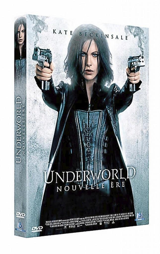 Underworld, nouvelle ère, DVD M6 Vidéo. 19,99 €.