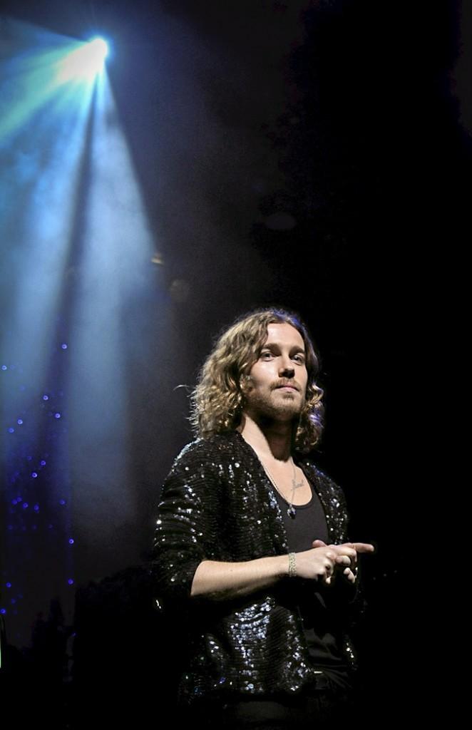 """Le concert """"Julien Doré : concert unique"""" sur France 4 à 23h25 !"""
