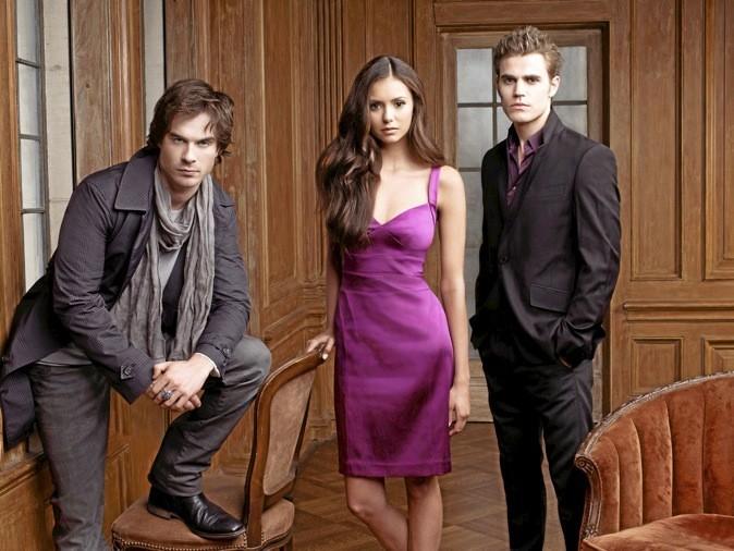La série « Vampire Diaries » sur NT1 à 20h45 !
