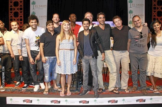 Le spectacle « Jamel et ses amis au Marrakech du rire 2012 » sur M6 à 20h50 !