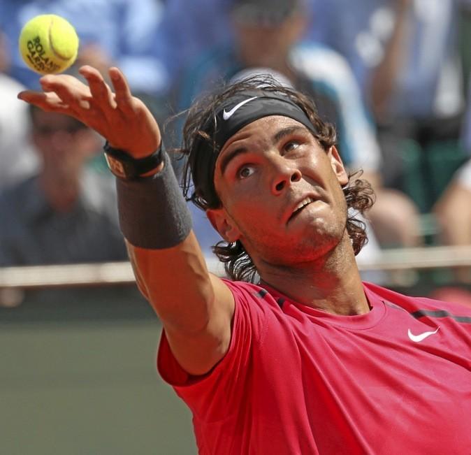 Je suis la finale de Roland-Garros !