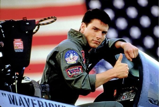 """Le film """"Top Gun"""" sur NT1 à 20h45 !"""