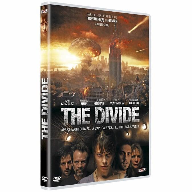 The Divide, Bac Films, 19,99 €.
