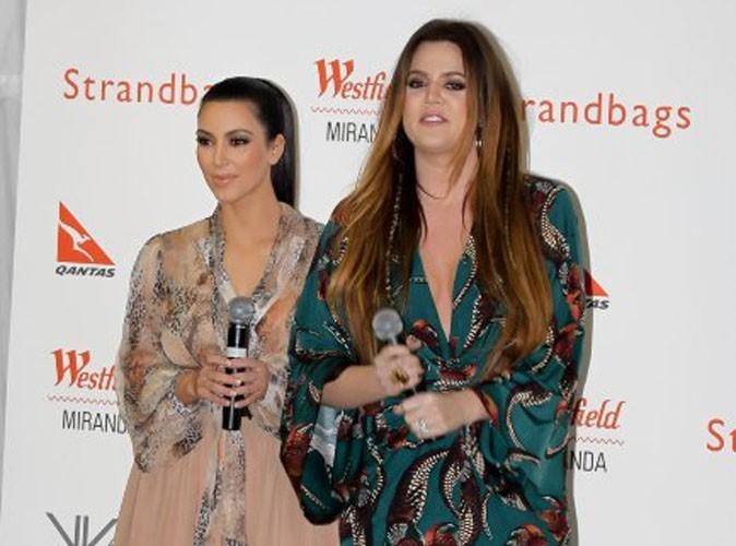 Les soeurs Kardashian s'en prennent à une automobiliste !