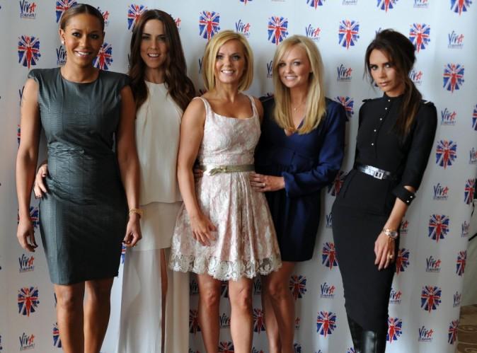 Les Spice Girls : le groupe mythique anglais fera son retour lors de la cérémonie de clôture des Jeux Olympiques 2012 de Londres !