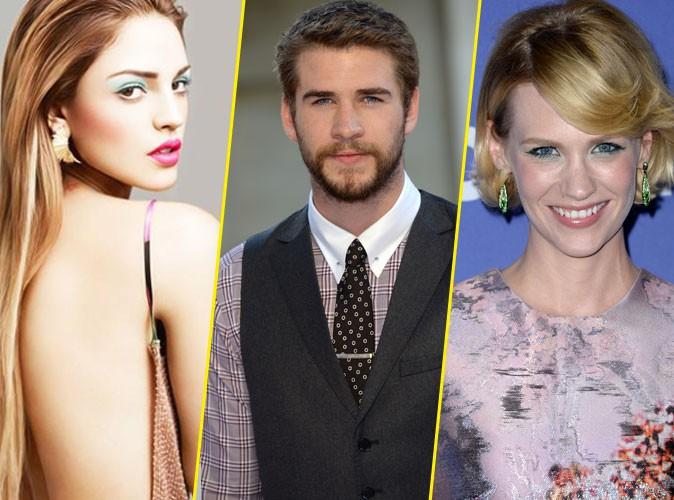 Liam Hemsworth célibataire : January Jones et Eiza Gonzalez : le match des prétendantes a commencé !