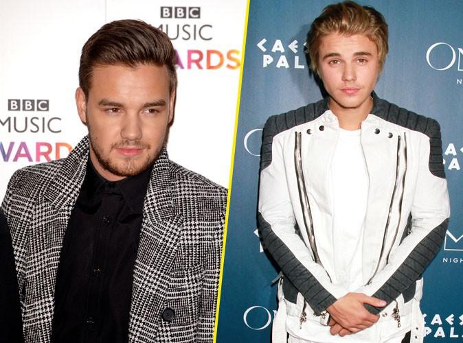 Liam Payne :  c'est la guerre avec Justin Bieber !