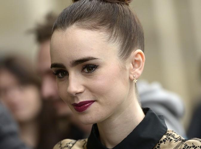 Lily Collins : elle avait auditionné pour le rôle principal dans Twilight !