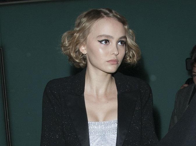 Lily Rose Depp : sa déclaration d'amour à Karl Lagerfeld