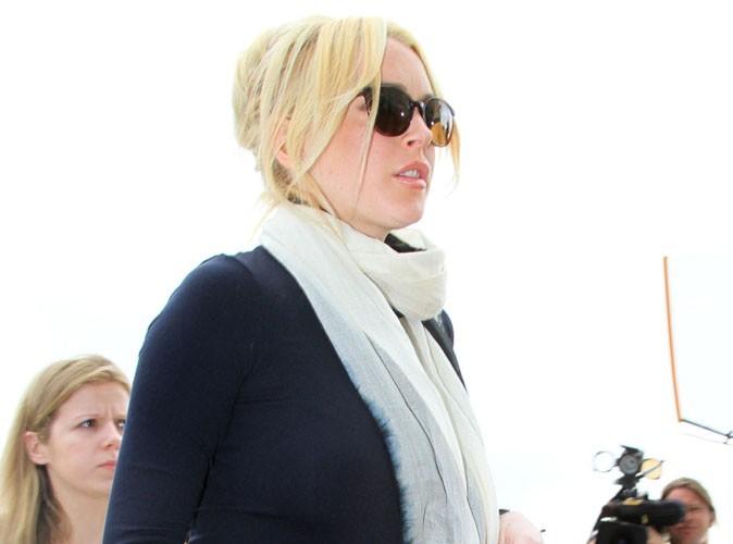 Lindsay Lohan condamnée à donner des cours de théâtre !