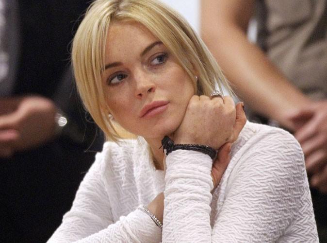 Lindsay Lohan crie son innocence sur Twitter !