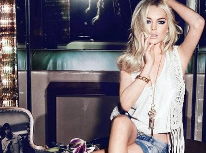 Lindsay Lohan : égérie de Jag Jeans grâce à ses photos hot ?