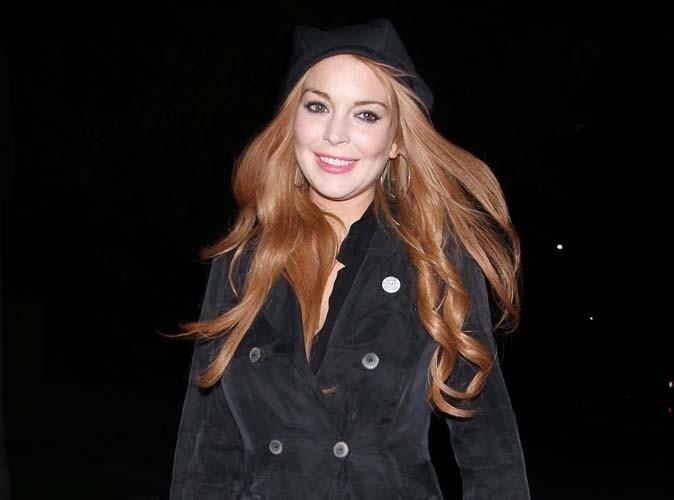 Lindsay Lohan : elle a coiffé au poteau Megan Fox et décroche officiellement le rôle d'Elizabeth Taylor !