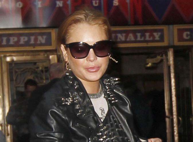 Lindsay Lohan : elle a décidé de faire table rase du passé et ne veut plus voir une bouteille d'alcool !