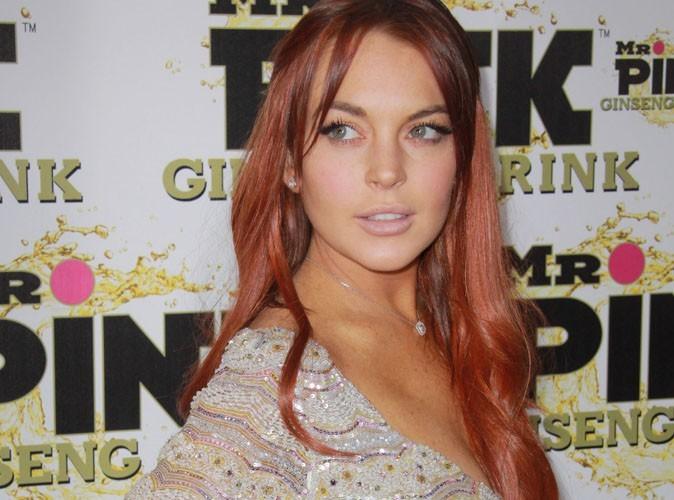 Lindsay Lohan : elle appelle la police pour virer son père de chez elle !