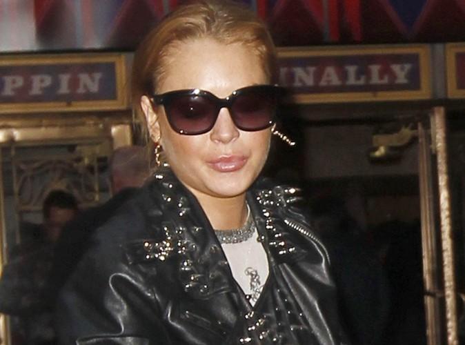 Lindsay Lohan : elle continue sa tournée des centres de désintoxication !
